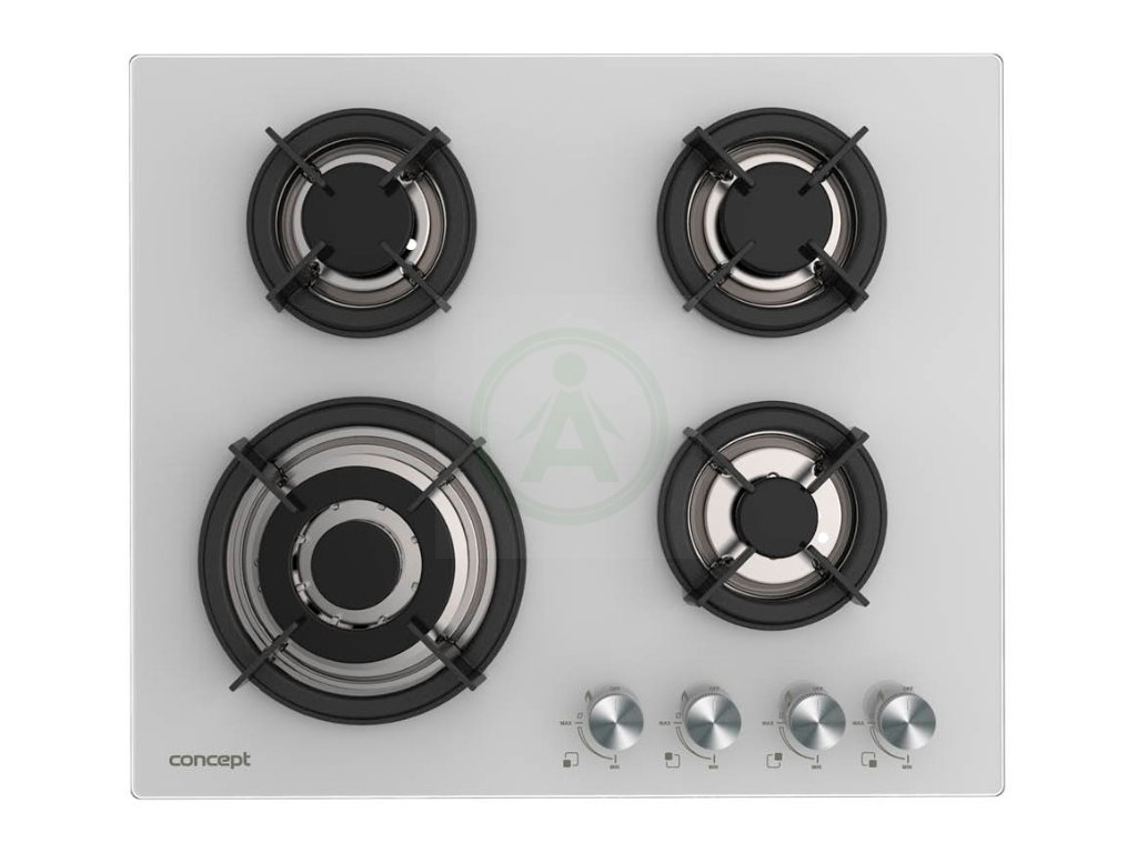 Concept PDV7160 WH plynová varná deska bílá