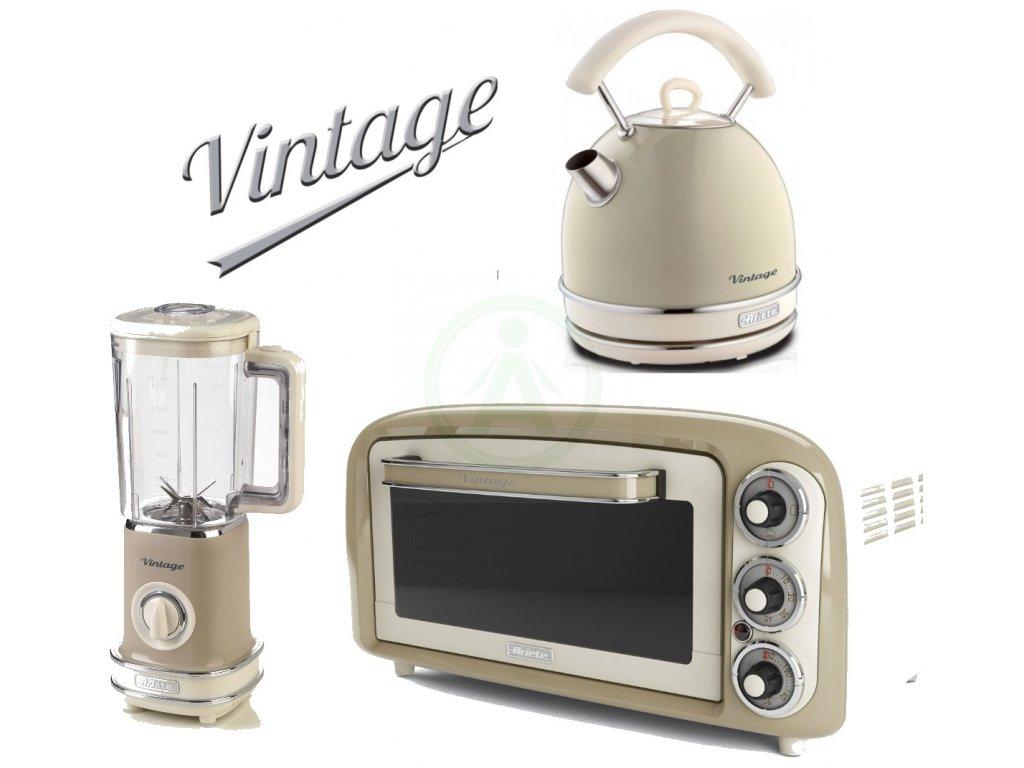 SET Ariete Vintage 97903+287703+56803