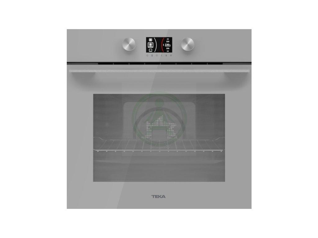 TEKA HLB 8600 U Steam Grey světle šedá