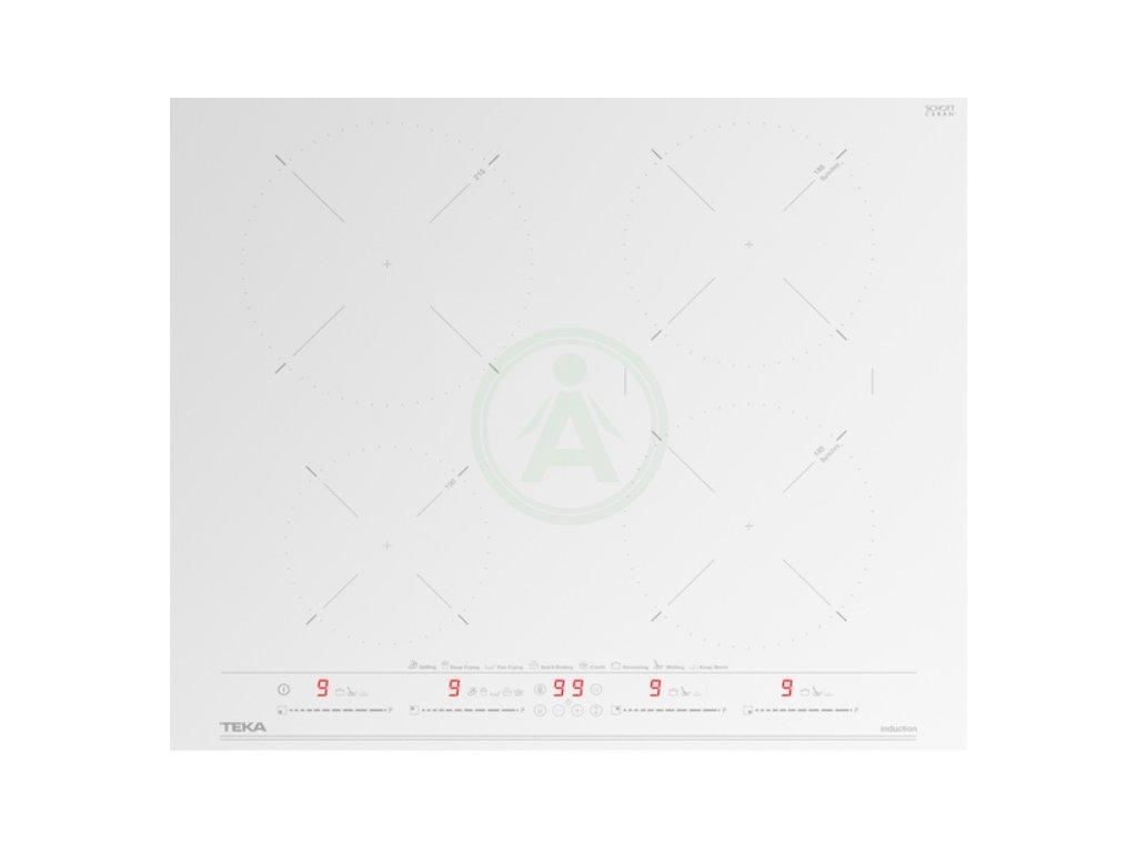 Teka IZC 64630 WH MST indukční deska bílá
