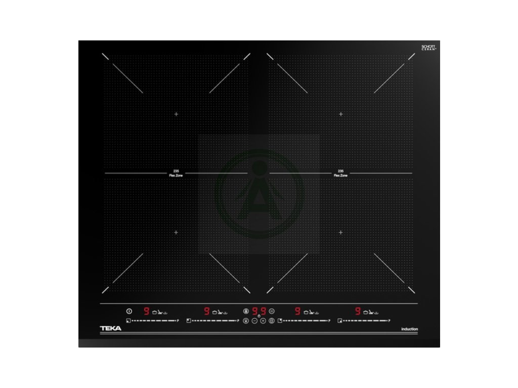 TEKA IZF 64600 BK MSP indukční deska