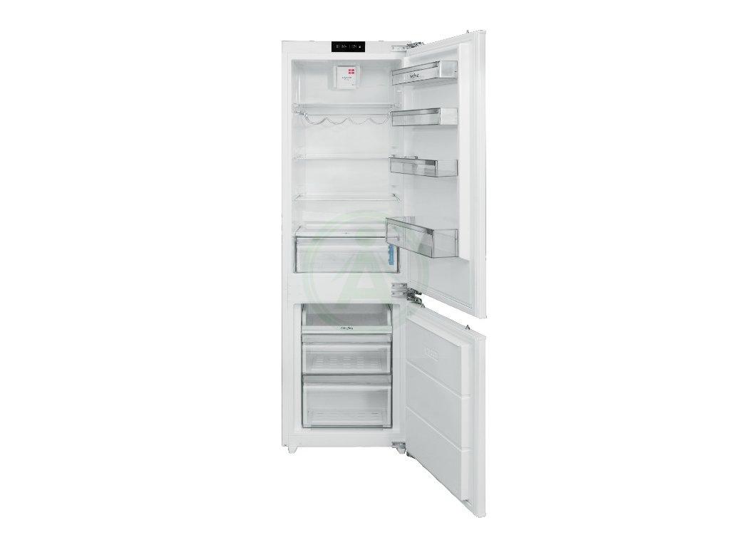 Vestfrost VR BB27612H1S vestavná chladnička