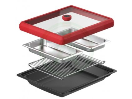 TEKA Steambox sada pro vaření v páře