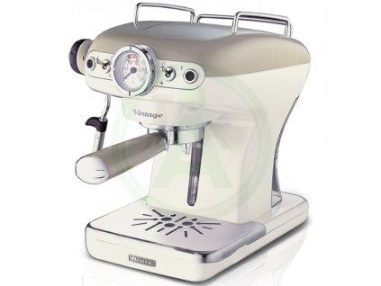 Ariete Vintage Espresso kávovar, krémový, 138913