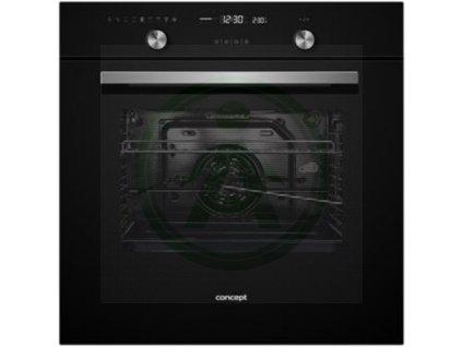 Concept ETV7560 bc vestavná trouba černá