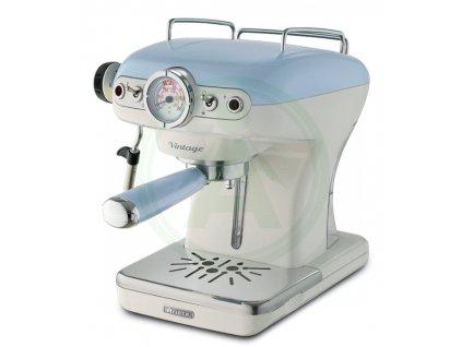 Ariete Vintage Espresso kávovar, modrý, 138915