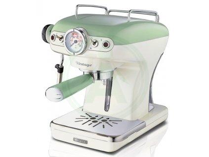 Ariete Vintage Espresso kávovar, zelený, 138914