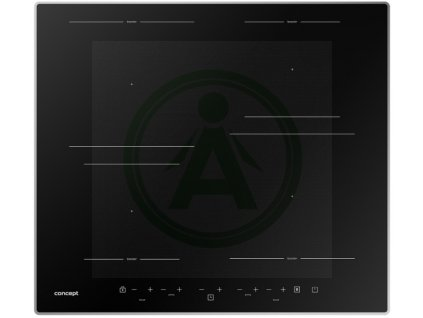 Concept IDV4260sf indukční deska