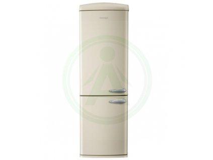 Concept LKR7360 (levé otvírání) retro chladnička smetanová