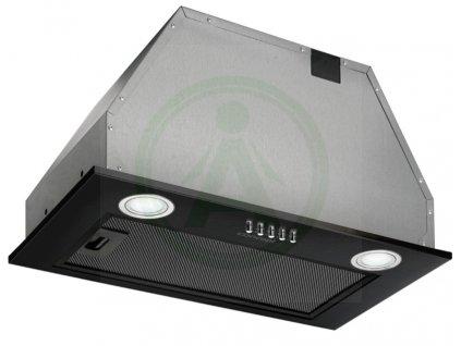 Concept OPI3060 integrovaný odsavač par černý