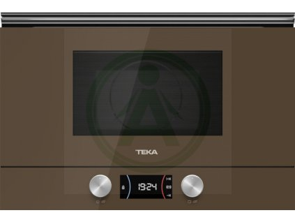 TEKA ML 8220 BIS L U Brick Brown hnědá