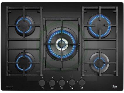 Teka CGW LUX 70 5G AI AL TR náhradní černé sklo