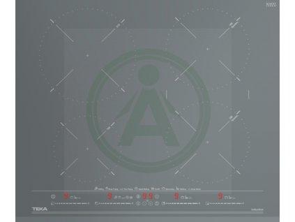 Teka IZC 64630 ST MST indukční deska sklo šedý kámen