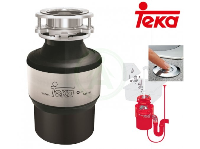 Teka TR 50.4 + pneuspínač image