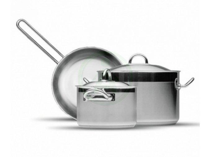 Küppersbusch nádobí nerez