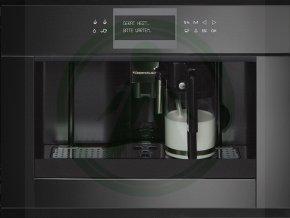 Küppersbusch CKV 6550.0 S kávovar Black Velvet