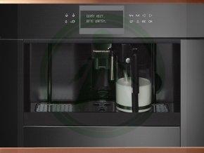 Küppersbusch CKV 6550.0 S kávovar měď