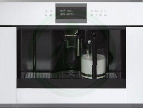 Küppersbusch CKV 6550.0 W kávovar Silver Chrome