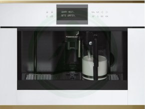 Küppersbusch CKV 6550.0 W kávovar zlato