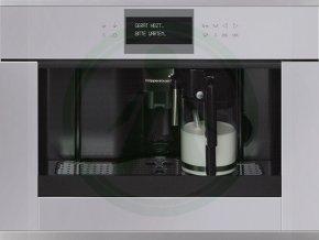 Küppersbusch CKV 6550.0 G šedý kávovar nerez