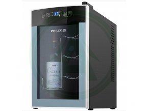 PHILCO PW 8 vinotéka černá 8 lahví