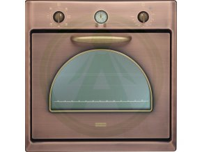 FRANKE CM 85 M CO rustikální trouba mosaz