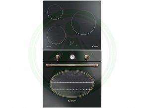 Candy R1006GH rustikální CH630 C1 vestavný retro set