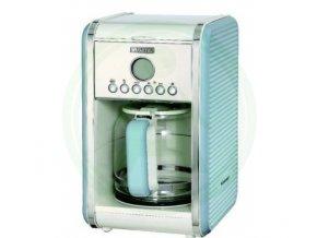 Ariete Vintage překapáv.kávovar, modrý, 134205