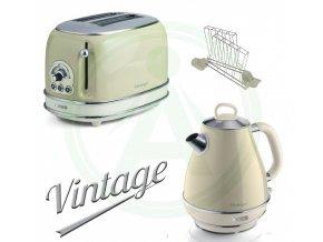 SET Ariete Vintage 15513 + 286903 + dárek