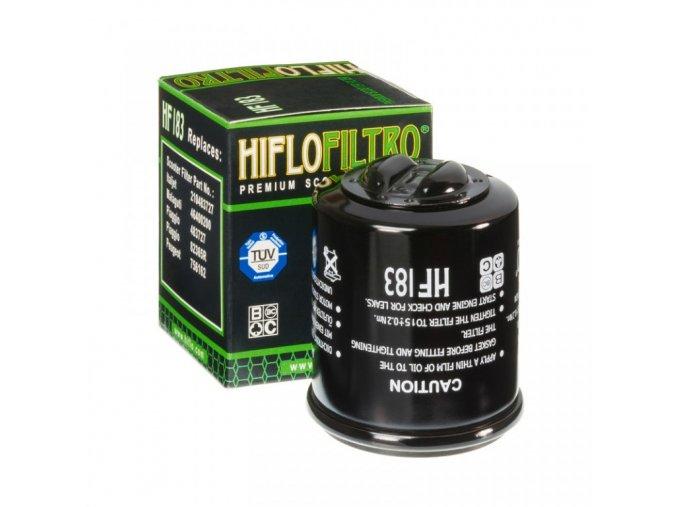 2123 olejovy filtr hf183