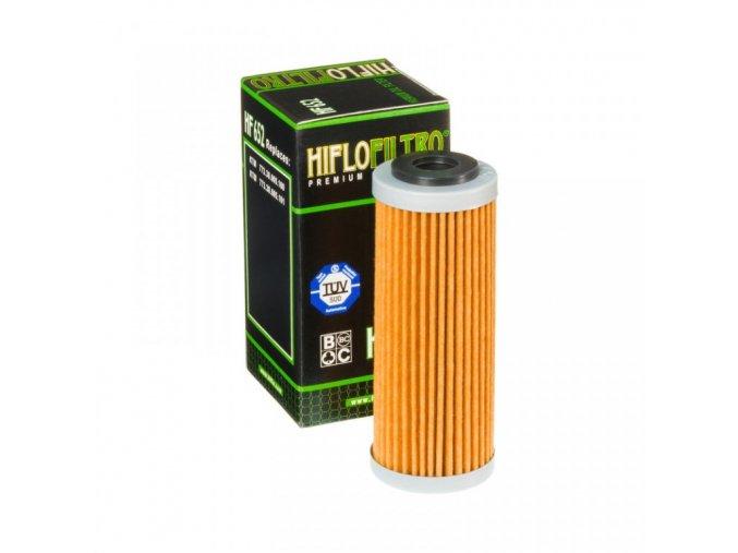 2198 olejovy filtr hf652