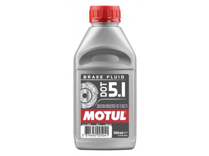 Motul 100950 DOT 5.1 Brake Fluid 500ml