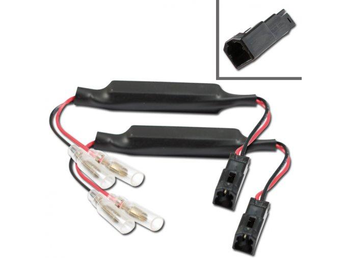 Ducati kabelový adaptér s odporem pro blinkry