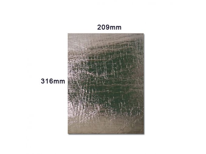 Žáruvzdorná samolepící folie 550°C