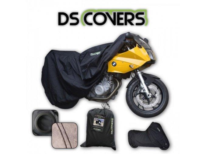 DS COVERS ALFA luxusní plachta pro motocykly