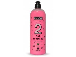 muc off step 2 car shampoo