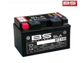 Motocyklová baterie BS-BATTERY BTZ10S (YTZ10S)