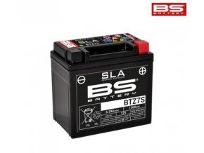 Motocyklová baterie BS-BATTERY BTZ7S (YTZ7S)