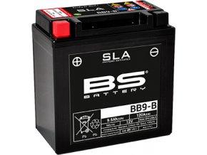 Motocyklová baterie BS-BATTERY BB9-B (YB9-B)