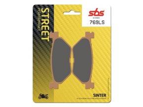 769LS sintrované brzdové destičky SBS