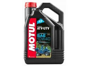 Motul 105879 ATV UTV 10W40 4T 4L