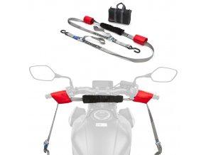 ACEBIKES Buckle-Up systém bezpečného uchycení za řidítka motocyklu