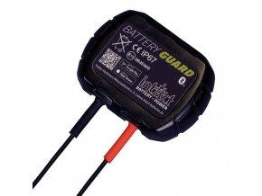 JMP monitoring stavu kapacity baterie