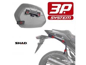 SHAD 3P systém montážní sada pro boční kufry B0BN35IF