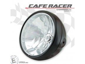 """Hlavní přední světlo CafeRacer 6 1/2"""""""