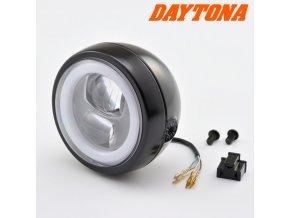 Daytona LED hlavní přední světlo Capsule 120