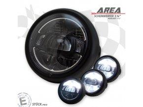 """LED hlavní přední světlo AREA 5 3/4"""""""