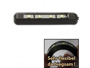LED flexibilní světlo samolepicí