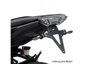 Yamaha MT-09 držák registrační značky