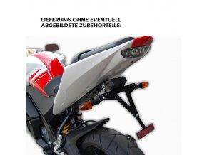 Yamaha YZF 125 R držák registrační značky
